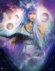 Affirmation Celestial Princess