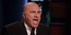 shark tank kevin o'leary opinated